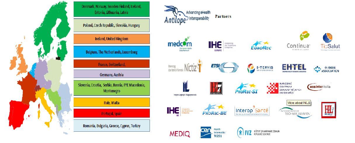 Sesión de experiencias en Interoperabilidad y WorkShop Interoperability Antilope, los próximos 23 y 24 de septiembre en Valladolid