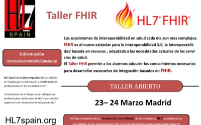 Taller FHIR Madrid